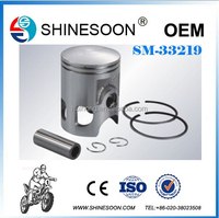 2015 best sell piston kit RX100 casting alloy piston cylinder piston assy