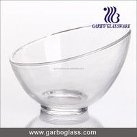 Big size clear plain glass fruit nut salad bowl , Big Size Crystal Glass Salad Bowl/Dessert Bowl , Big special clear food bowl