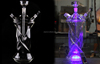 Water pipes glass smoking wholesale hookah beautiful hookah shisha with best price