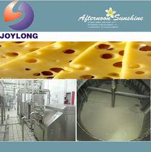 Complete mini fresh mozzarella cheese processing making equipment