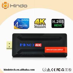 Android TV Stick 2GB Ram 8GB Rom 4K TV Stick MK809