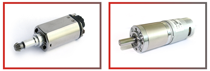 Gear Box Dc Motor Low Speed dc Samll Gear Motor For Carbon Brush Motor