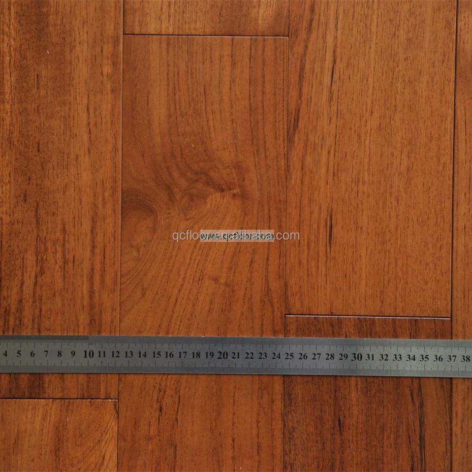 Teca suelo de parquet de madera de teca suelo de madera - Suelos de madera precios ...