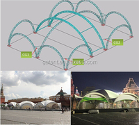 2015 Large Party Wedding Marquee big Pagoda tent for Trade Show