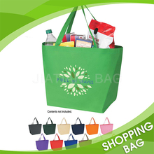 Customized Size Resuable Durable Nonwoven Grocery Bag