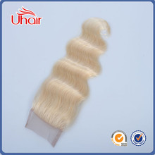 """Free Parting Lace Closure 613# Color in Stock 8""""-24"""" Wholesale Unprocessed Brazilian Virgin Human Hair Fast Shipping"""