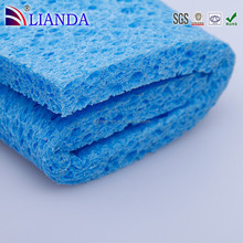 Tailor made Cellulose Cleaning Sponge, Wet Cellulose Sponge, Cellulose Fiber Sponge