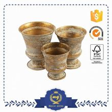 Top Quality Custom-Made Small Order Accept Flowers Pot For Cemetery
