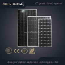 High efficiency and full certified solar cells. solar panel- solar panel price list