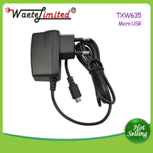 European common 6w slinky adapter with cable and AC90V-240V 47-63Hz