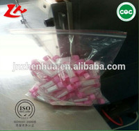 Plastic Packaging Bag With Zipper Top