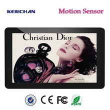 10 inch andriod advertising player with high video resolution