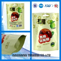 thai food wholesale stand up pouch for packing