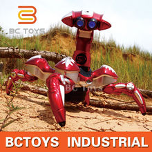 Super power Lovely RC mechanical animals can do 28 actions toy big rc robot toy.