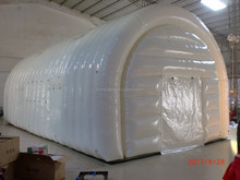 Hot selling tent inflatable, inflatable building, inflatable lawn tent