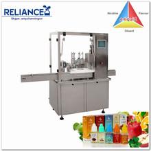R-VF 10ml e Cigarette | e Liquid Refill | Banana Mint Flavour filler machine