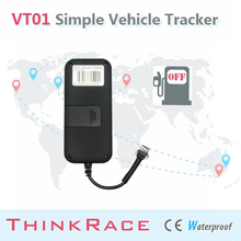 2015 Thinkrace OEM gsm gps tracking VT01 With Internal GSM antenna