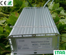 150w outdoor waterproof dimmable led power supply
