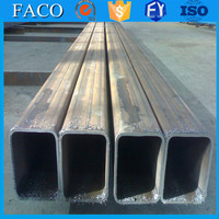 Tianjin square rectangular pipe ! surplus tubing cold drawn ss400 shs square hollow section pipe