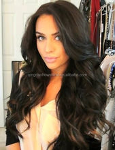 Manufacture Supply Fast Shipping Thin Skin Perimeter Full Lace Wigs