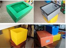 Non-toxic PP Plastic Sheet rigid plastic cardboad sheets, PP Hollow Corflute Coreflute Corex Sheet, friendly pp hollow sheets