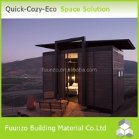Quick Build Eco-friendly Timber Frame Houses
