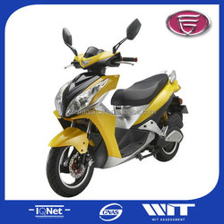 Small order exported electric motorcycle with 14 inch tire