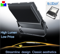 Pccooler new design ultra-thin IP65 CE RoHS SAA 50W LED Flood Light