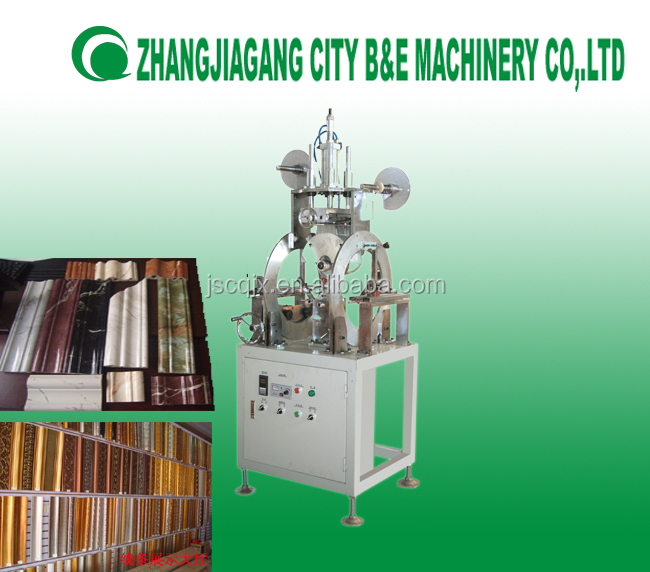 Picture Framing Equipment Frame Machinehot Stamping Machine For Ps