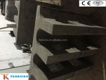 Casting big Viaduct Brick, Viaduct Block, Tunnel Kiln Car Brick