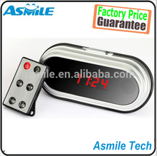 Multifunction Full HD 1080P Mirror Digital Clock mini DVR Alarm Hidden Camera HDMI Mini camcorder 8 hours recording