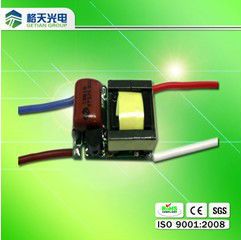 Dimmable 3W LED Driver( Inlay) power supply With E27, GU10 lamp holder