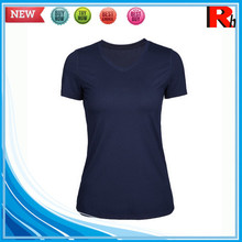 2015 alibaba china supplier wholesale cotton soft and thin import blank t shirts office wear shirts for women