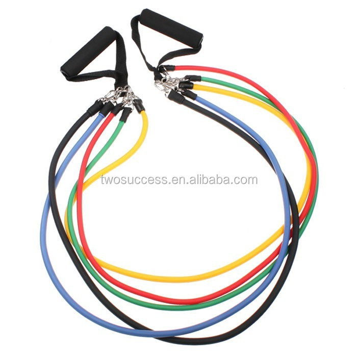 Resistance Band Exercise Cords with Door Attachment