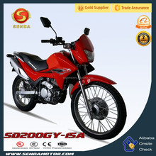 China 200CC Hummer Off-road Dirt Bike/Motorcycle for sale
