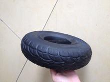 3.50-4 3.00-4 rubber foam wheel solid rubber wheel wheelbarrow wheel
