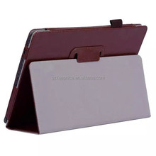 2015 hot luxury leather card phone case For Acer Switch 10 inch
