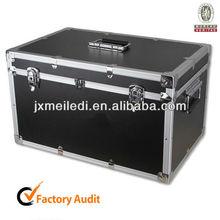 MLD-FC368 Customized Durable Superior Quality saxophone Aluminium Flight Instrument Carrying Case