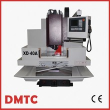XD-40A China 3 axis 8000r/min cnc milling machine for making machine