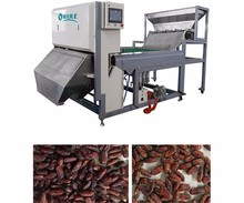 CCD color sorter for dehydrated fruits and vegetable sorting