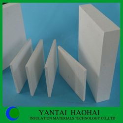 calcium silicate insulation thermal board/sheet/bricks/slab with fire protect/low price/non asbestos