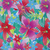80nylon 20spandex warp knitted printed fabric for swimwear
