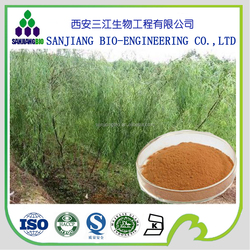 manufacturer provide best sales high quality pure 15% salicin