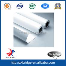 FU XING Semi Matt PP synthetic Paper for offset printing