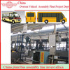 Bus CKD Assembly Plant Rebuilding Second-hand Bus and Old Bus