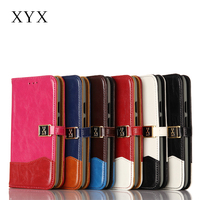phone accessory cell phone leather phone flip case cover for moto g3