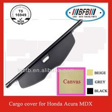 Retractable Rear Luggage Cover Cargo Cover For Honda Acura MDX 2010-2013