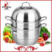 30cm Stainless Steel Food Steamer