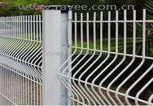 Anti Climb & anti Cut fencing, lightweight garden fencing, galvanized & pvc coated welded wire mesh/fence/net panel
