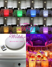 Wedding Decorations Wholesale Under Table LED Light